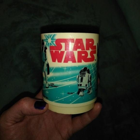Other - Vintage Star Wars Cup